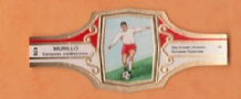 Arsenal Malcolm Macdonald England Cigar Band
